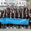 Städteregionsrat Etschenberg begrüßt 40 Studenten aus der südchinesischen Provinz Guangdong.