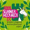 Junge Kultur in Burgen, Schlössern, Schluchten und an anderen schönen Orten in der Eifel und in Trier vom 2. Juni bis 16. Juli 2017
