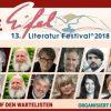 Mehr als 14.000 Besucher beim Eifel-Literatur-Festival 2018