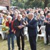 Prof. Walter Dohmen trägt Kunstpreis des Kreises Düren 2019