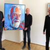 EVBK-Künstler Tom Krey übergibt Boeminghaus-Portrait